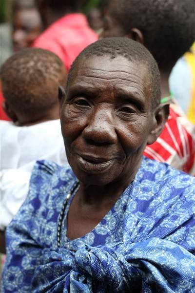 Kabahenda Batwa Community singer