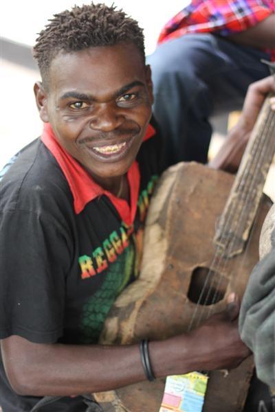 Tiny Moses Micyingo Batwa Community