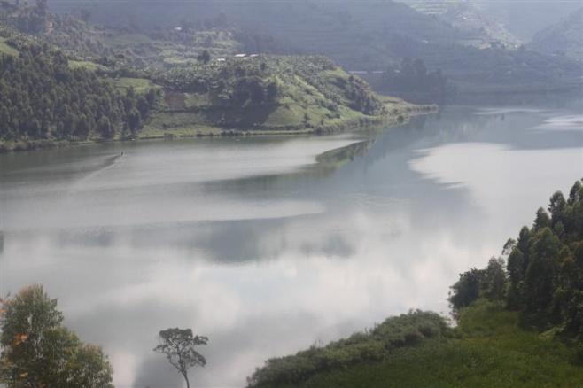 Lake Chou Kisoro