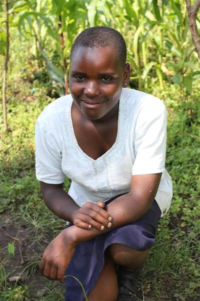 Fiona Nyiraguhirwa - Kanyabukunga Batwa community