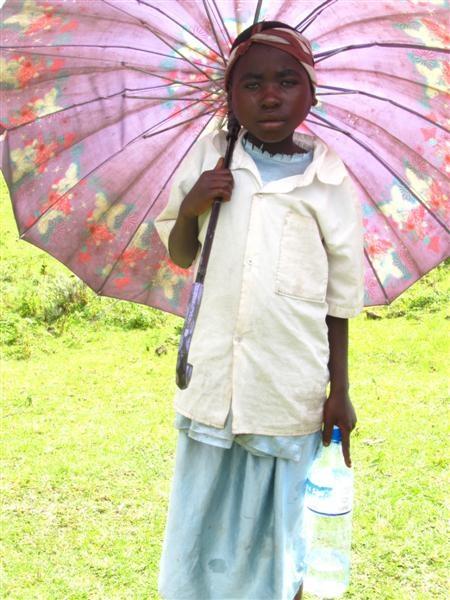 Batwa children from Kanyabukunga - Kisoro Uganda