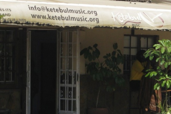 Ketebul Music studio - Go Down Centre