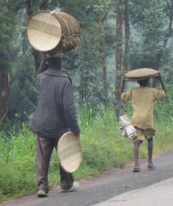 views of Rwanda