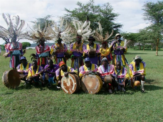 Kochia Dancers group