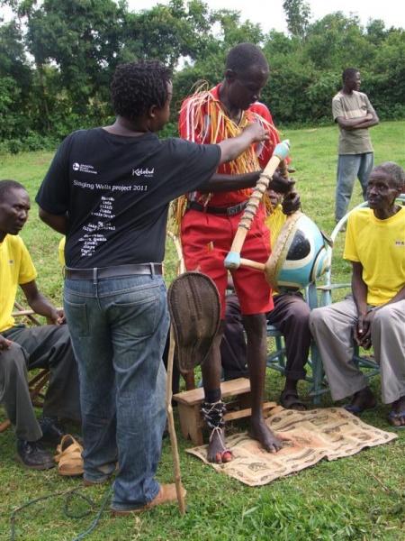 Willie (Ketebul Music) with Okumu Korengo