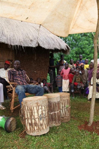 Aloka Ohangla drums