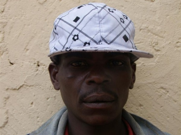 Moses Nzikumua-Kamuntu (Tiny Moses)