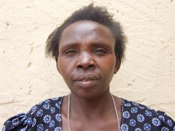 Paskazia Nyirakarombo from Birara Dancers