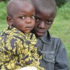 Children of the Birara Batwa community - Kisoro, Uganda