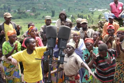 Mperwa Dancers Batwa Community from Kisoro Uganda