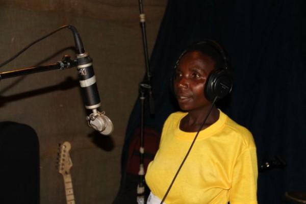 Jivah at Ketebul Studios