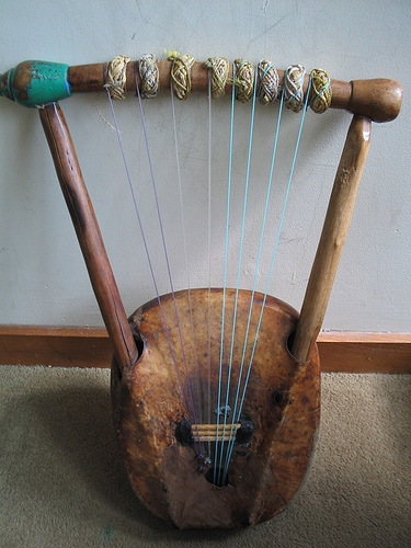 African Strings: The Nyatiti and The Adungu | Singing Wells