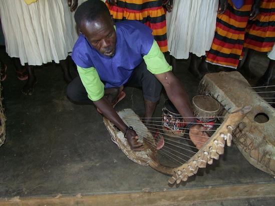 Music of Northern Uganda   Singing Wells