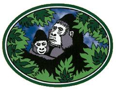 Gorilla Tours logo