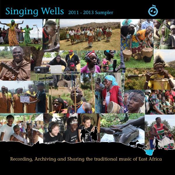 2011 - 2013 Sampler CD cover