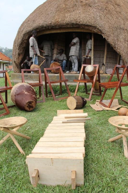 Amadinda Buganda Music Ensemble