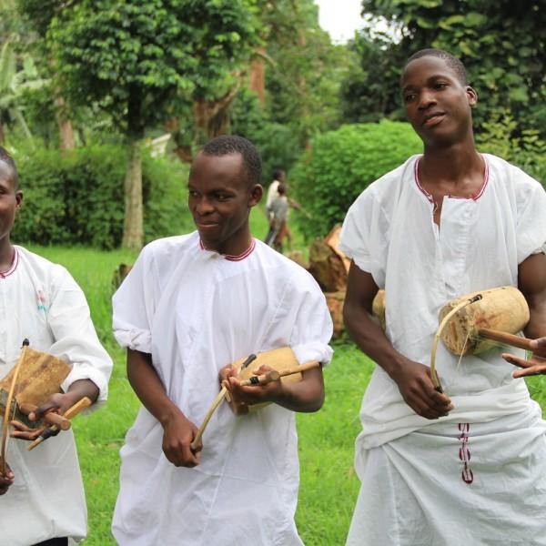 Bukaala Twesitule Troupe endingidi players