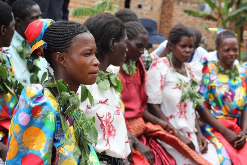 Women from Lyama Twali Tutya