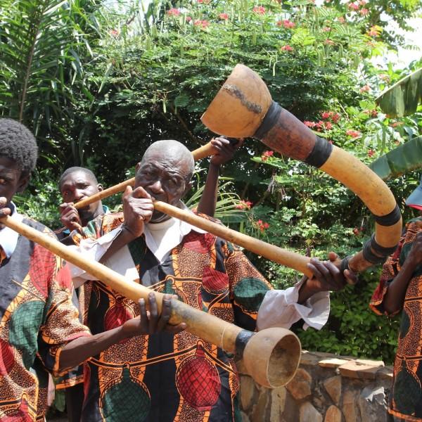 bigwala trumpet players