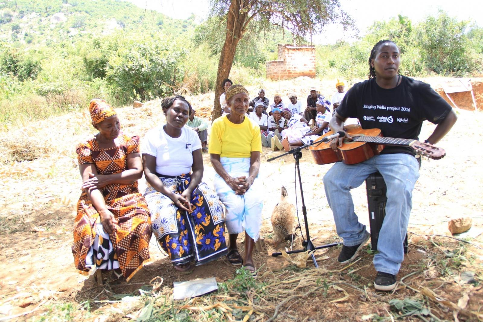 kamba people intelligent brave skillful