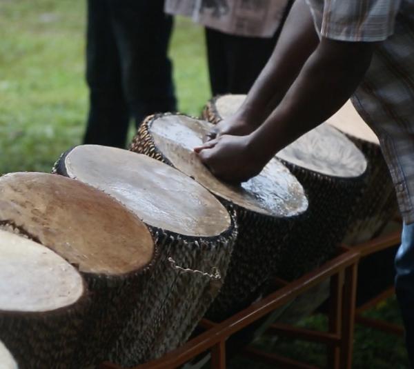 Entenga drums