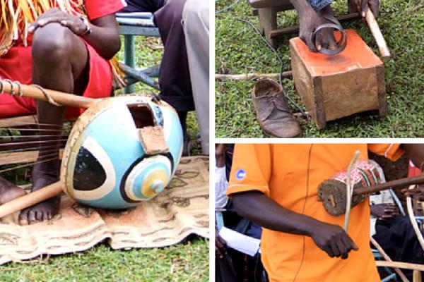 Kenyan musical instruments