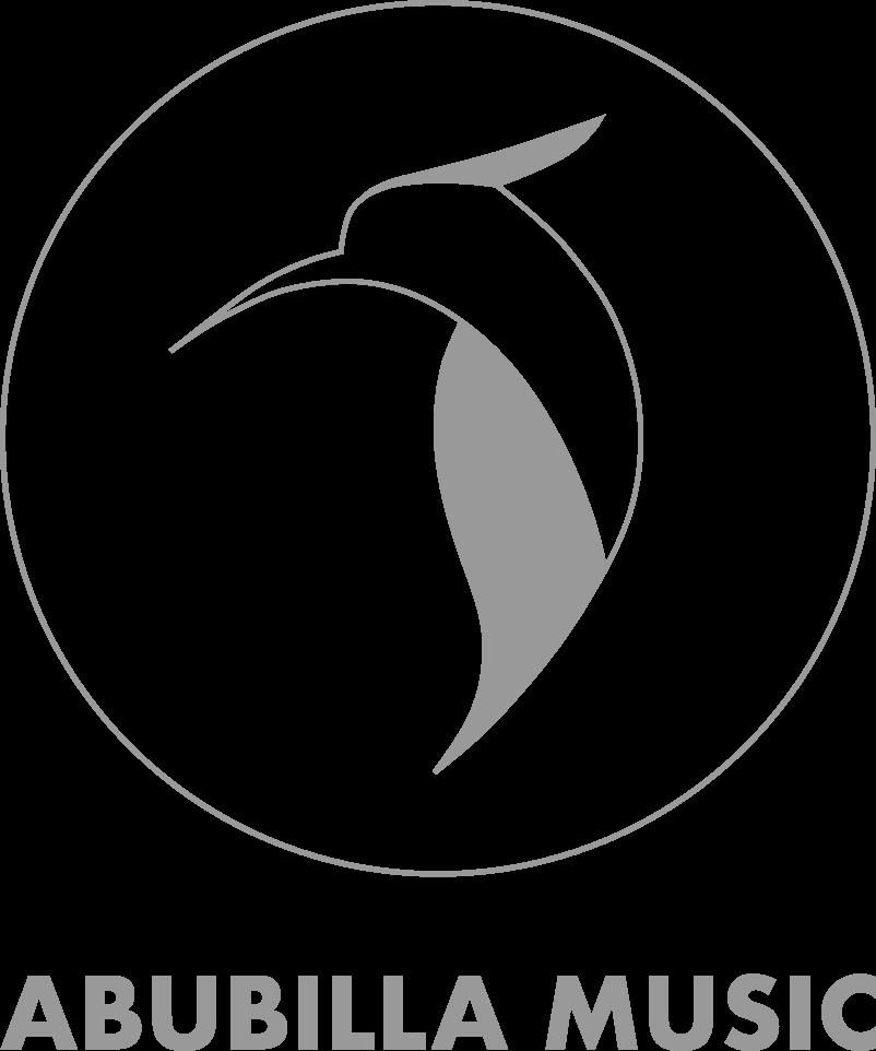 Abubilla Music Logo