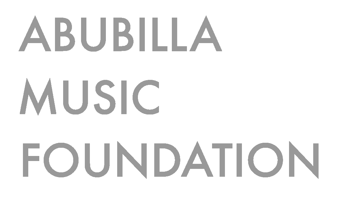 Abubilla Music Foundation Logo
